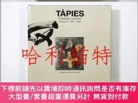 二手書博民逛書店T罕見pies: Catalogue raisonn Volume.1 1943-1960Y403949 アン