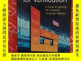 二手書博民逛書店SystemVerilog罕見for Verification【