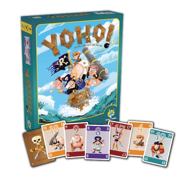 【瘋桌遊】你的海盜船裝得下多少黃金?|海賊聯盟