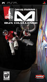PSP Dave Mirra: BMX Challenge 戴夫米拉:自行車賽(美版代購)