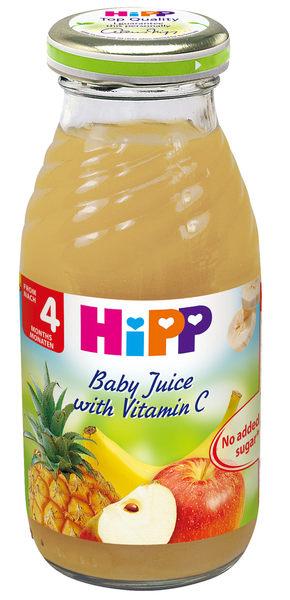 喜寶 HiPP 有機綜合蘋果鳳梨汁
