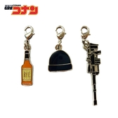 【日本正版】赤井秀一 金屬掛飾 吊飾 名偵探柯南 - 573835