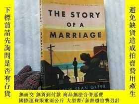 二手書博民逛書店THE罕見STORY OF A MARRIAGE 大32開【內頁