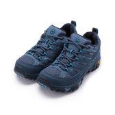 MERRELL MOAB 2 GORE-TEX 防水戶外鞋 藍 ML41108 女鞋