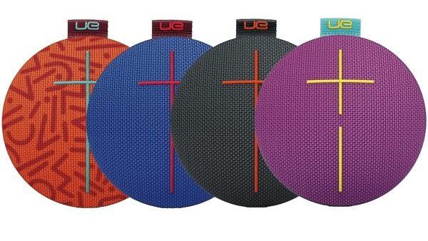 【台中平價鋪】 全新  Ultimate Ears UE ROLL   防水藍芽喇叭 IPX7 色彩繽紛