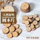 【05001】木頭 年輪片 大片 木紋墊 木頭墊 公仔底座 拍攝道具 杯墊 裝飾木板 景觀飾品 松木片