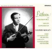 停看聽音響唱片】【CD】Leonid Kogan – Beethoven & Tchaikovsky:Violin Concertos