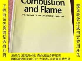 二手書博民逛書店Combustion罕見and Flame 2016Y16761