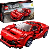 LEGO 樂高 Speed Champions 76895法拉利F8 Tributo兒童玩具車 (275件)