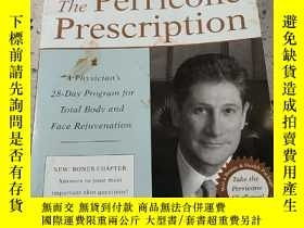 二手書博民逛書店The罕見perricone prescription:perr