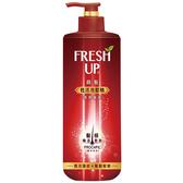 Fresh Up萌髮甦活洗髮精-調理養護(500g) 【康是美】