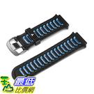 [美國直購] Garmin 010-11251-41 錶帶 Forerunner 920XT Replacement Bands (Black/Blue)