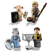 樂高LEGO Minifigures 哈利波特&怪獸與牠們的產地 人偶組 人偶包 4個1組 拆袋檢查全新販售 71022