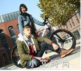 山地車 山地車自行車男單車越野賽車30速雙減震碟剎變速女青少年學生成人 NMS 小艾時尚