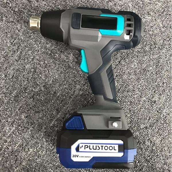 18V 20V鋰電池充電熱風槍Cordless Battery Heat Gun Hot Air Gun 雙十二購物節