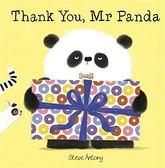 ~主題品格教育~THANK YOU MR PANDA 英文繪本中譯謝謝你,熊貓先生作家St