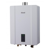 (全省安裝)林內16公升數位恆溫強制排氣屋內熱水器RUA-C1600WF