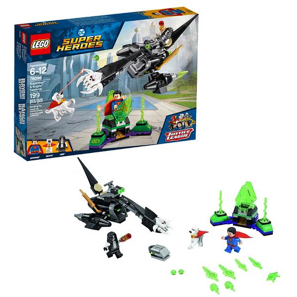 樂高 LEGO Superman™ & Krypto™ Team-Up