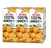 光泉果汁時刻100%柳橙綜合果汁200ml(12入)【合迷雅好物超級商城】