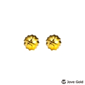 Jove gold 漾金飾 愛之舞黃金耳環