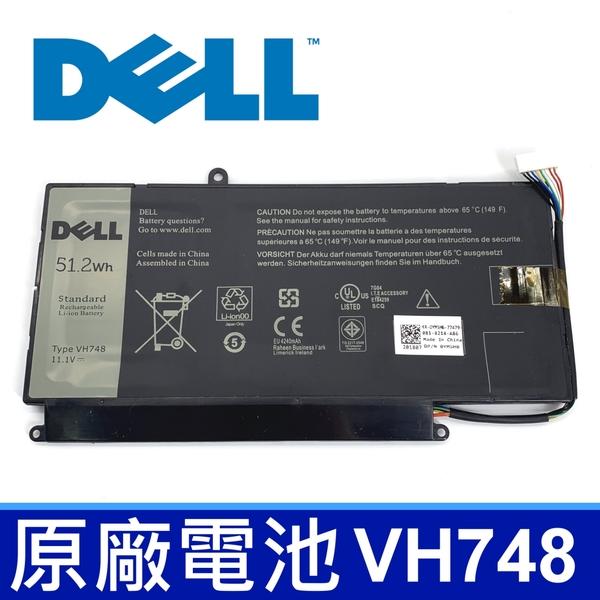 DELL VH748 3芯 原廠電池 V5470D V5480D V5560D V5560R 5460 5460D Inspiron 14 5439 14ZD V5460D V5460R