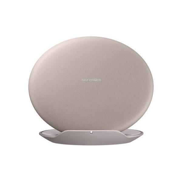 【免運費】SAMSUNG  原廠折疊式無線閃充充電座EP-PG950( 棕色)