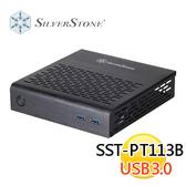 SilverStone 銀欣 SST-PT13 B USB3.0 Mini-ITX 機殼