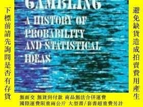 二手書博民逛書店Games,罕見Gods & Gambling-遊戲、神與賭博Y436638 F. N. David Dove