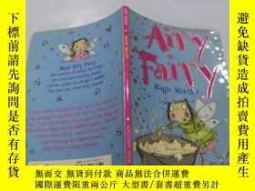 二手書博民逛書店Airy罕見fairy Magic mix up :精靈魔法混搭Y212829