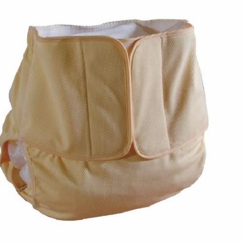 成人環保可水洗布尿褲-XL號