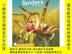 二手書博民逛書店Diving罕見Bell SpidersY346464 Meg