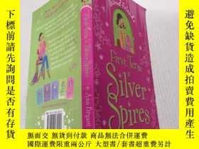二手書博民逛書店First罕見term at Silver Spires第一學期在銀尖塔Y212829