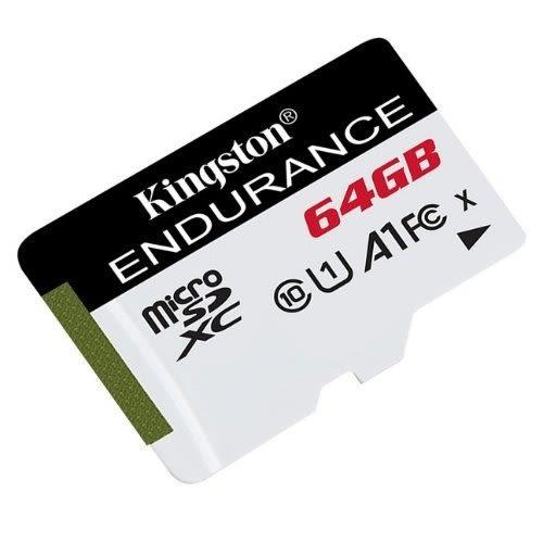 金士頓 高耐用記憶卡 【SDCE/64GB】 64G micro SDXC 每秒 讀95MB 寫30MB 新風尚潮流