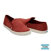 TOMS 復古燈心絨休閒鞋-女款-Topanga系列(10012408 SPICE)