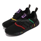 adidas X DISNEY NMD_R1 黑 彩色 男女鞋 Boost 迪士尼 聯名 愛迪達 【ACS】 GX0997