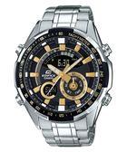 卡西歐CASIO EDIFICE數位雙顯錶款(ERA-600D-1A9)原廠公司貨