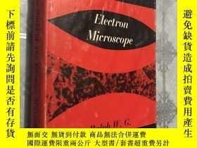 二手書博民逛書店The罕見World o of The Electron Mic