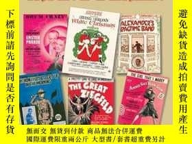 二手書博民逛書店Sheet罕見Music Art of Irving Berli