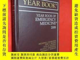 二手書博民逛書店Year罕見Book of Emergency Medicine