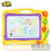 琪趣兒童畫板 嬰兒幼兒畫畫板早教磁性彩色寫字板寶寶1-3歲玩具