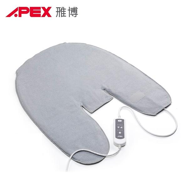 雃博 恆溫濕熱電毯 熱敷墊 (肩頸) 電熱毯