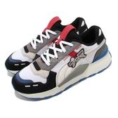 Puma 慢跑鞋 RS 2.0 Japanorama 黑 白 男鞋 女鞋 日文圖樣 後底 老爹鞋 運動鞋 【ACS】 37445501