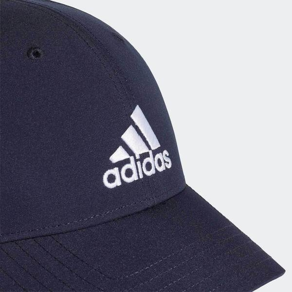 Adidas Bballcap Lt Emb [GE0759] 男女 棒球帽 鴨舌帽 防曬 運動 休閒 潮流穿搭 藍