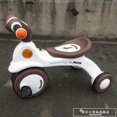米藍圖兒童三輪車F01兒童腳踏車音樂燈光大輪三輪童車靜音輪igo『韓女王』