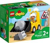 樂高LEGO DUPLO 推土機 Bulldozer 10930 TOYeGO 玩具e哥