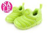 NIKE 童運動鞋 DYNAMO FREE 毛毛蟲鞋 小童 零碼出清 M7095#黃色◆OSOME奧森童鞋