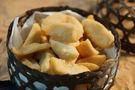 【佳瑞發‧纖果多///蘋果///小包裝】以原色原味呈現,無添加防腐劑的蜜餞。純素