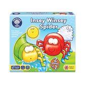【英國Orchard Toys】桌遊-小蜘蛛爬高高