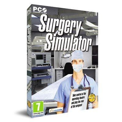 【軟體採Go網】PCGAME-模擬系列-模擬醫生-外科手術篇 Surgery Simulator 盒裝英文版