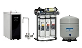 [天康] TK-6S高級六道鹼性磁礦RO逆滲透活水機 + TC-568廚下加熱器薄型大容量